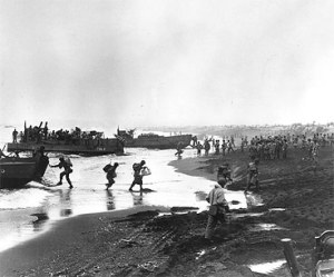 The Battle of Attu, the only World War II land battle in North America.