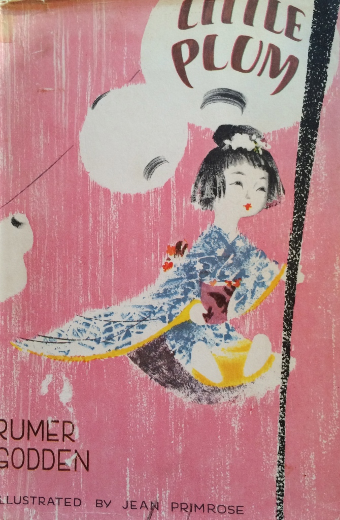 Little Plum by Rumer Godden A wonderful story about a lonely little girl and a Japanese dollhouse . . . so sad it's no longer in print.