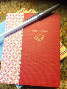 Gloria's book journal