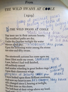 Notes (and not very insightful ones( in my copy of Yeats's Selected Poems. Yeats was 54 when he wrote this poem; he was over 50 when he published most of his best work.