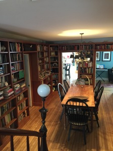 Greene's home library