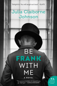 Be Frank With Me PB cover